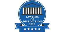Orlando Personal Injury Attorney Caroline Fischer Has Been Awarded the Lawyers of Distinction Recognition