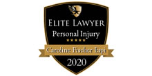 Orlando Personal Injury Attorney Caroline Fischer Has Been Awarded the Elite Lawyers Recognition
